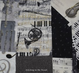One of the French horn fabrics