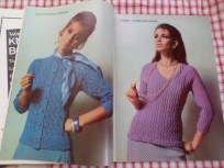 101 Sweaters Knit Patterns 1973