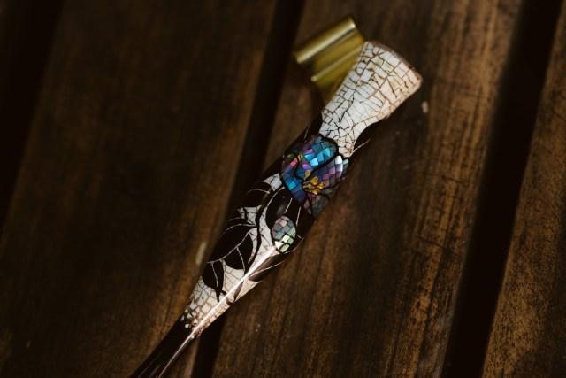 Oblique Pen Holders, Copperplate Calligraphy Pens   Stivi Wonders
