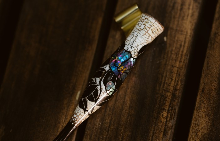 Oblique Pen Holders, Copperplate Calligraphy Pens| Stivi Wonders
