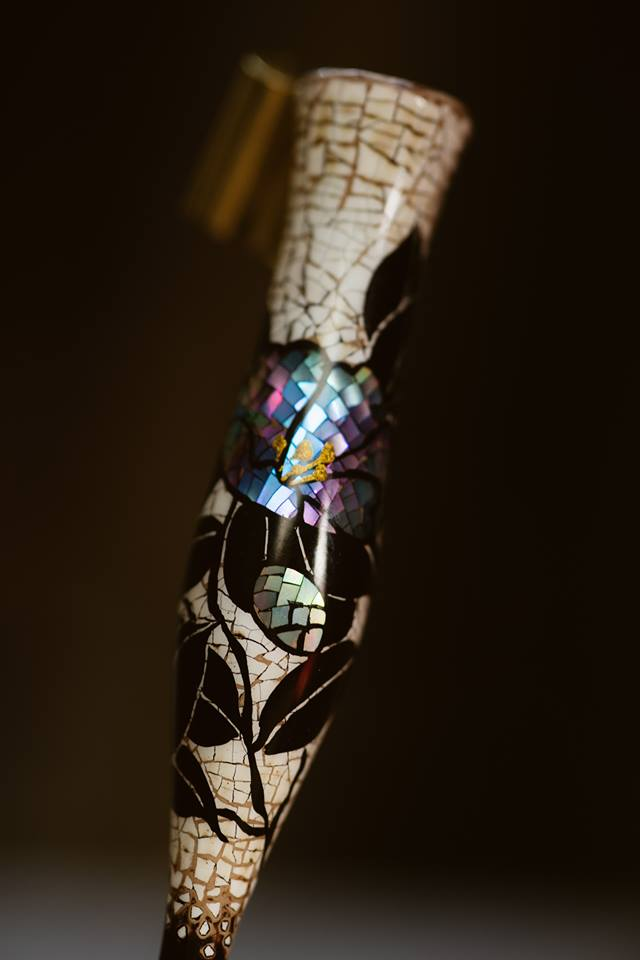 Artisan Oblique Pen Holders for Calligraphy