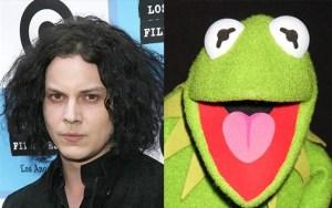 O Jack White τραγουδάει με τον…Kermit