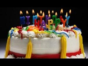 Read more about the article Χρόνια πολλά για τα γενέθλια σου!!