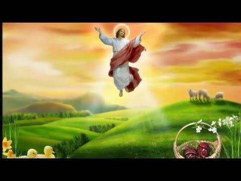 ΕΥΧΕΣ ΠΑΣΧΑ-ΑΝΑΣΤΑΣΗΣ(VIDEO)
