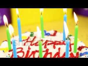 happy birthday(video)