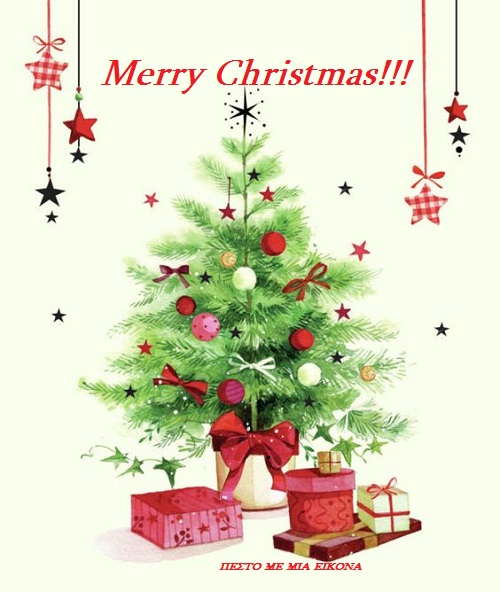 Read more about the article Merry Christmas!!!