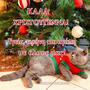 Ευχές Για τα Χριστούγεννα σε εικόνες!