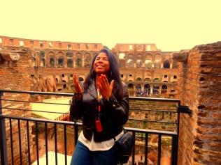 Mid Sneeze or summoning the gladiators?