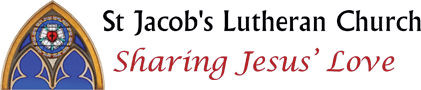 Logo for St Jacob's Lutheran