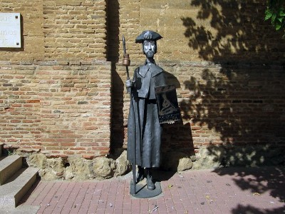De Burgos à Leon - Le Chemin de St Jacques de Compostelle