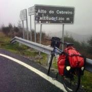 Dans la brume et sous la pluie, dur, dur l'arrivée en Galice