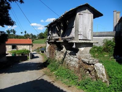 Randonnée Camino Santiago