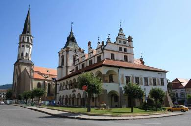 Levoca - slovaquie