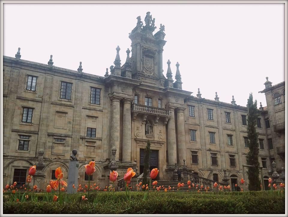 L'hôtel à Santiago de Compostela, un ancien monastère du XVIe siècle