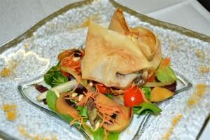 Des recettes inspirées des produits de la mer à Stes Marie