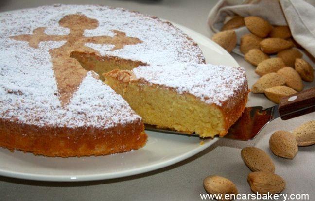 gastronomie compostelle la tarte de santiago