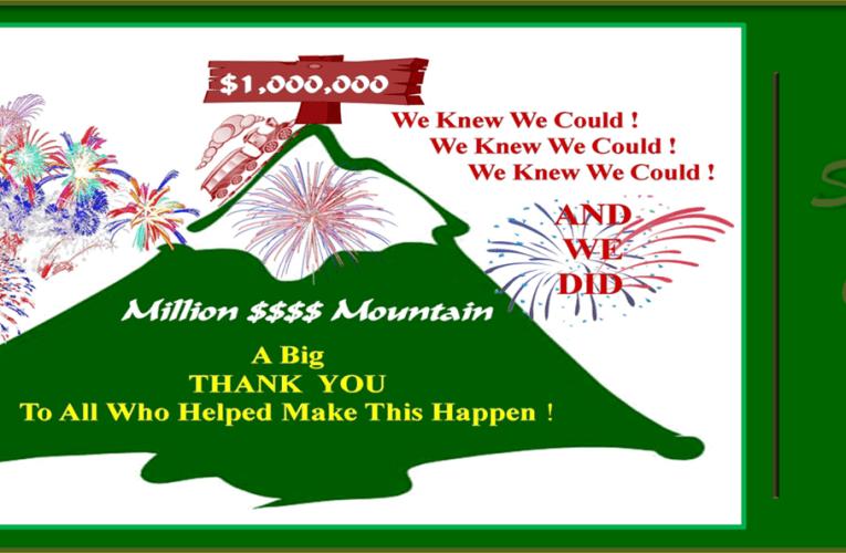 Million $$$$ Opportunity