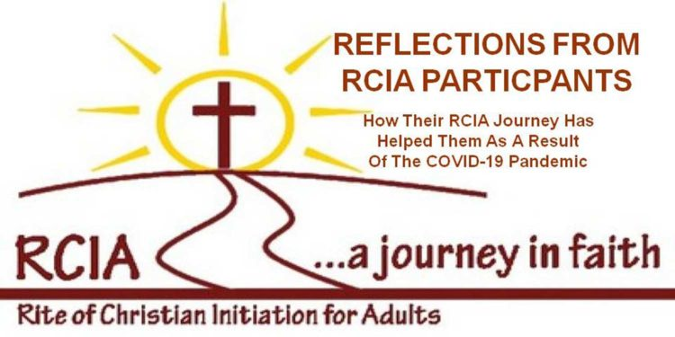 Reflections From RCIA Participants