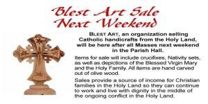 Blest Art Sale