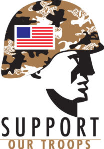 Supporting Our troops