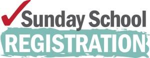Sunday School begins on September 27, 2015