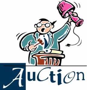 St. James' Annual Auction