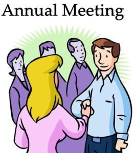 Annual Parish Meeting 2016