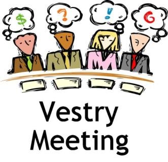 st james church vestry meeting