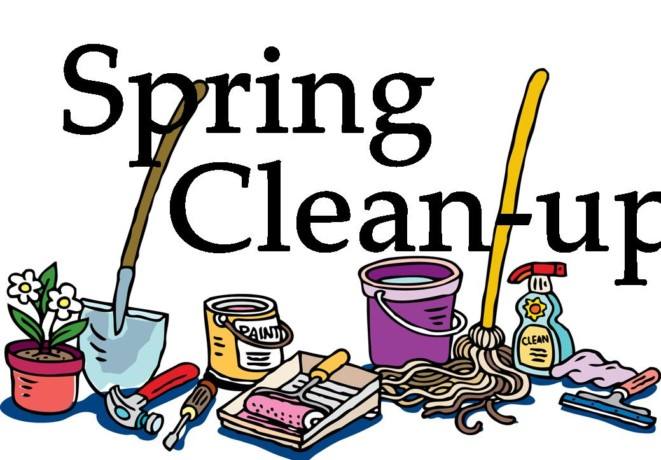 Spring Clean Up Day - St. James' Episcopal Church
