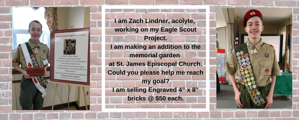 Zachary Lindner's Eagle Scout Project