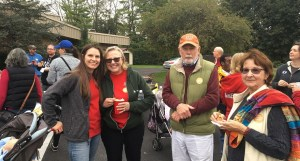 2018 CROP Hunger Walk held on Sunday, October 14th