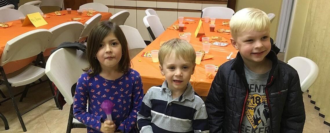 St. James Preschool Daddy's Night – November 7, 2018