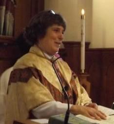 Rev. Cathy Miller