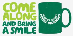 Macmillan Coffee Morning @ St James' Church Haslingden | Haslingden | England | United Kingdom