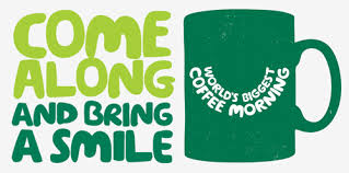 Macmillan Coffee Morning 29th Sept 10am – 12pm