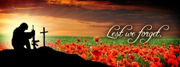 Remembrance and Reflection 19th November 6:30pm