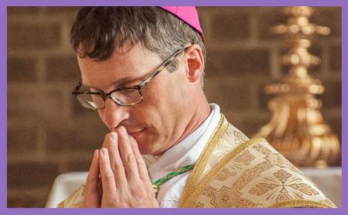 Bishop Philip on Facecoverings