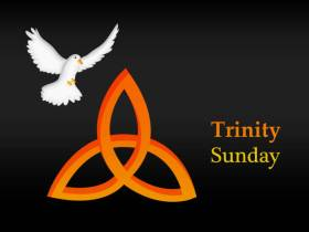 Trinity Sunday Worship at Home – Evensong 4:30pm 7th June 2020