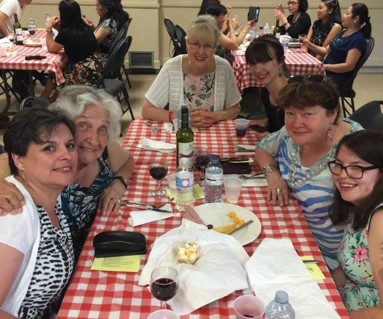 St. James Parish - Volunteer Appreciation Dinner