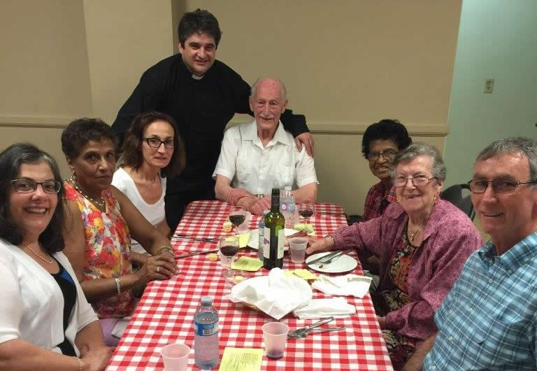 St. James Parish - Volunteer Appreciation Dinner