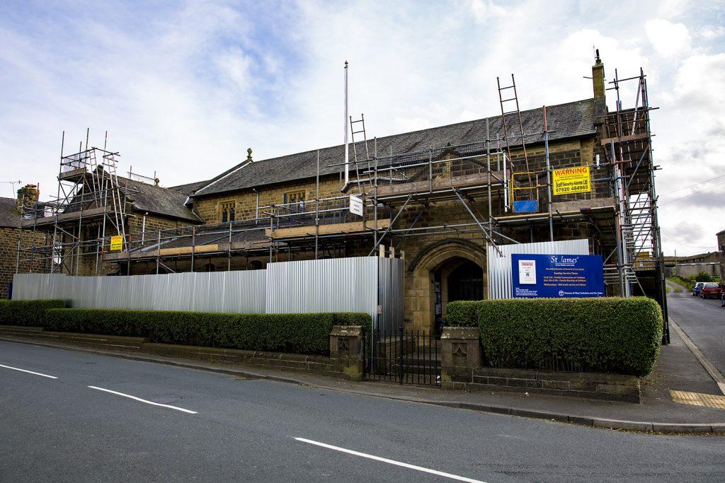 Church Roof Repairs
