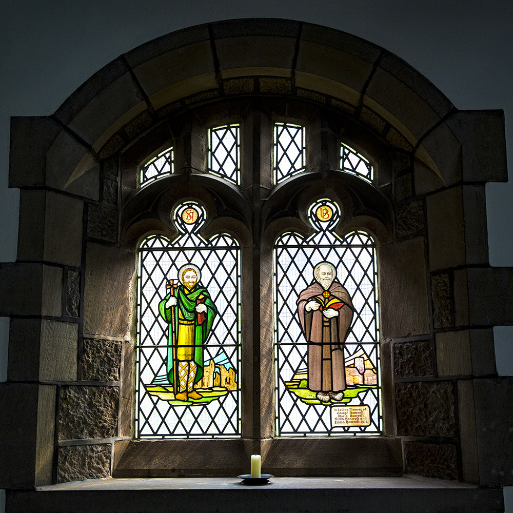 Image gallery - stained glass window