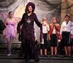 Rebecca Bascom as Ophelia Hollyhock the evil Witch of Hubbub