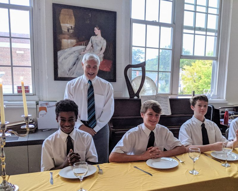 feast at st. jerome institute private high school
