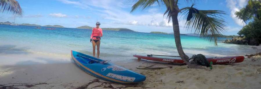 paddleboard-salomon-beach-stjohn