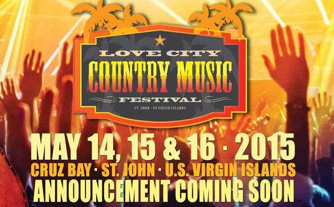 St. John Country Music Festival 2015