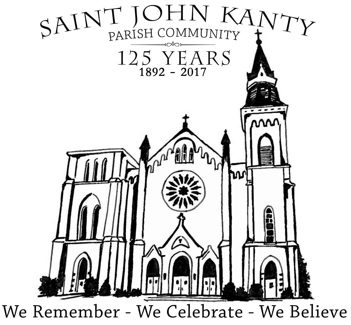 About Our 125th Anniversary St John Kanty Church