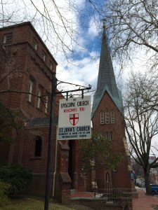 episcopal church welcomes