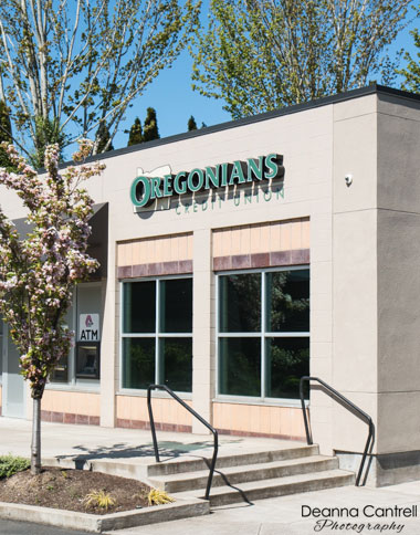 Oregonians Credit Union branch in St. Johns
