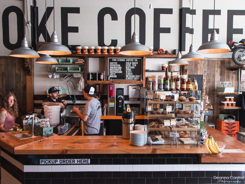 Two Stroke Coffee